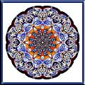 Steel Guitar Mandala Art Gallery Gift Shop