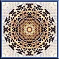 Salt Point Rock Mandala Print